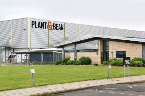 Plant Beans New UK Facility